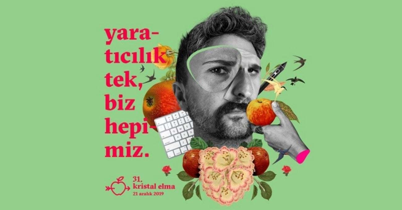 Kristal Elma 21 Aralık'ta Hasköy Yün İplik Fabrikası'nda