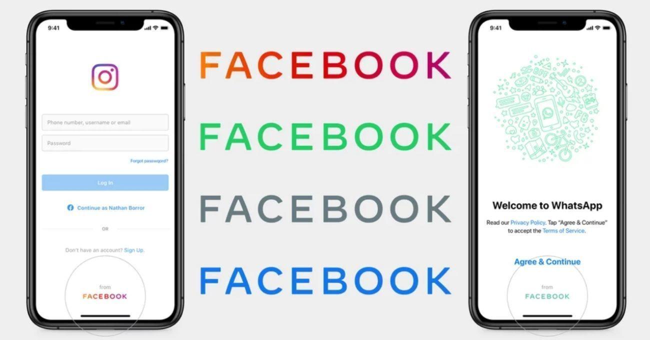 Facebook Şirket Logosunu Değiştiriyor