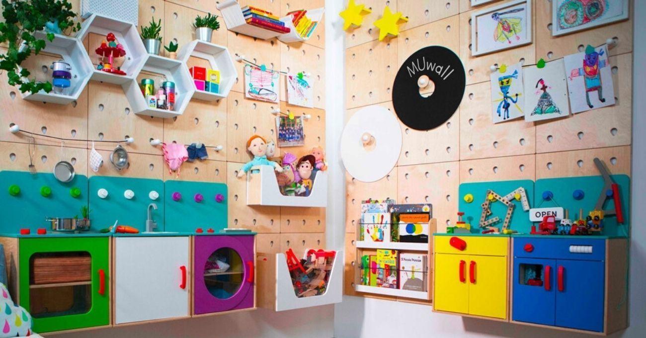 Çocuğunuzla Beraber Büyüyen Oda Tasarım Sistemi