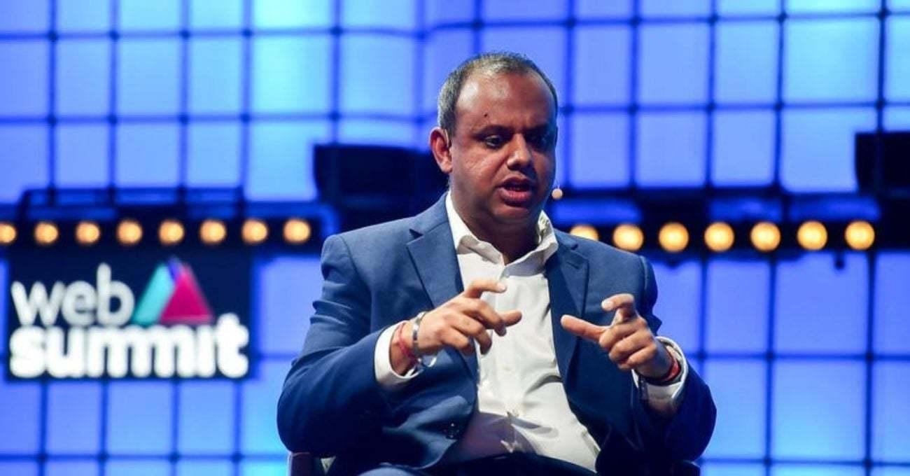 Manik Gupta Uber'in Gelecek Planlarını Paylaştı [Web Summit 2019]