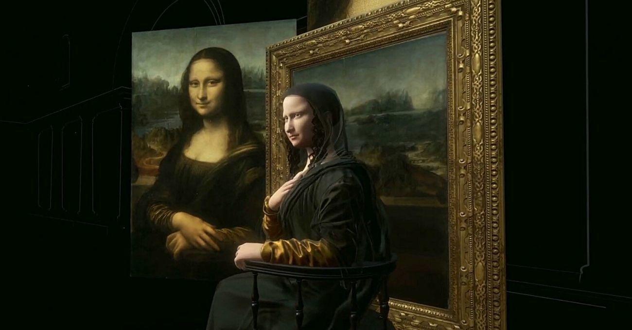 Louvre Müzesi İlk Sanal Gerçeklik Deneyimini Mona Lisa ile Başlattı