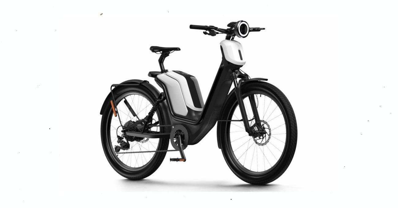 Scooter Tadında Elektrikli Bisiklet: NIU Aero EB-01 [Web Summit 2019]
