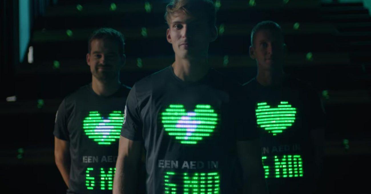 Philips'den Ani Kalp Durmasına Dikkat Çeken İnteraktif Koşu Forması