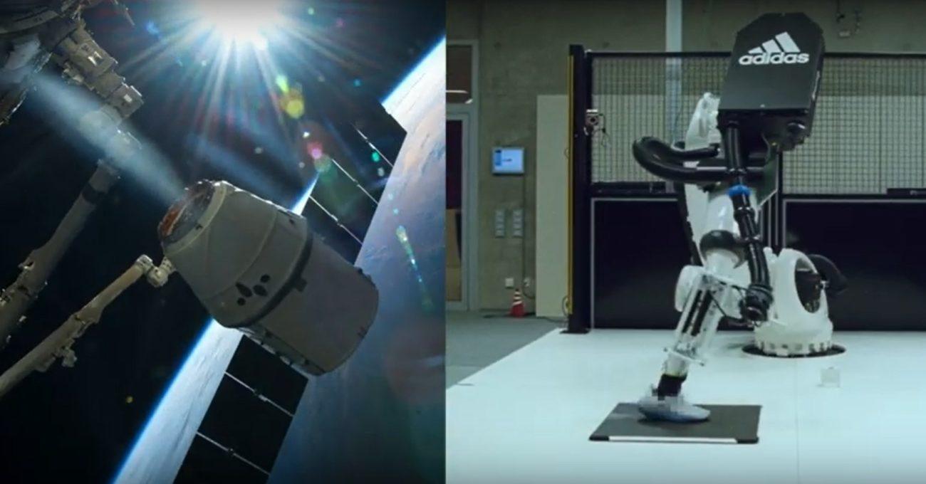 adidas Ayakkabılarını Uzayda Test Etmeye Hazırlanıyor
