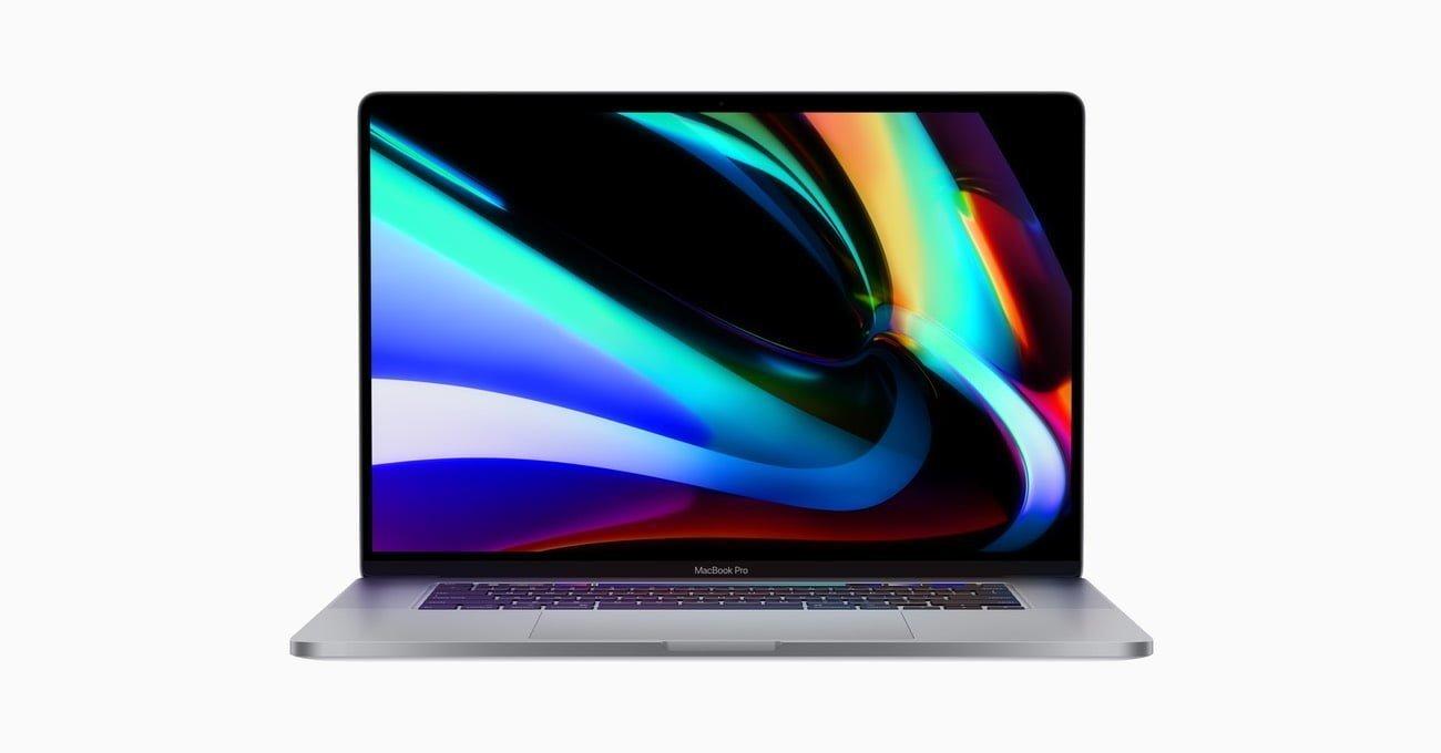 Yeni MacBook Pro 16 İnç Ekranla Geliyor