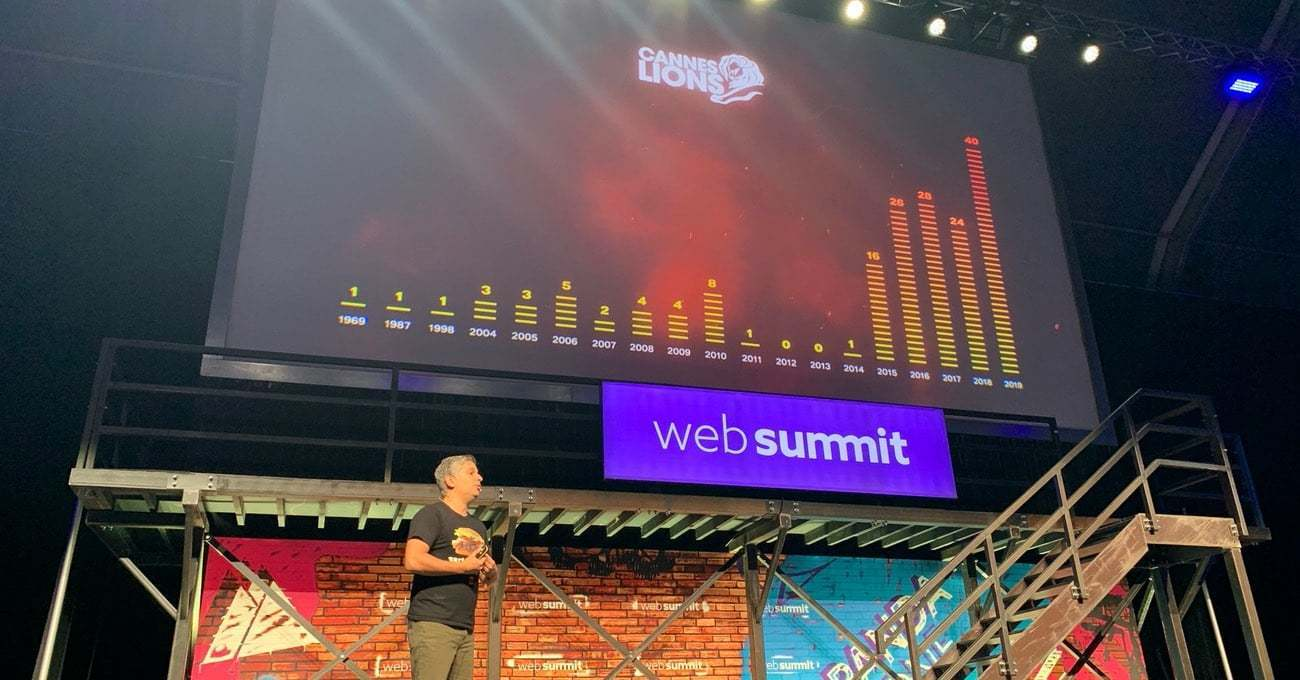 Burger King Son 5 Yılda Cannes Lions'da 134 Aslan Kazandı [Web Summit 2019]