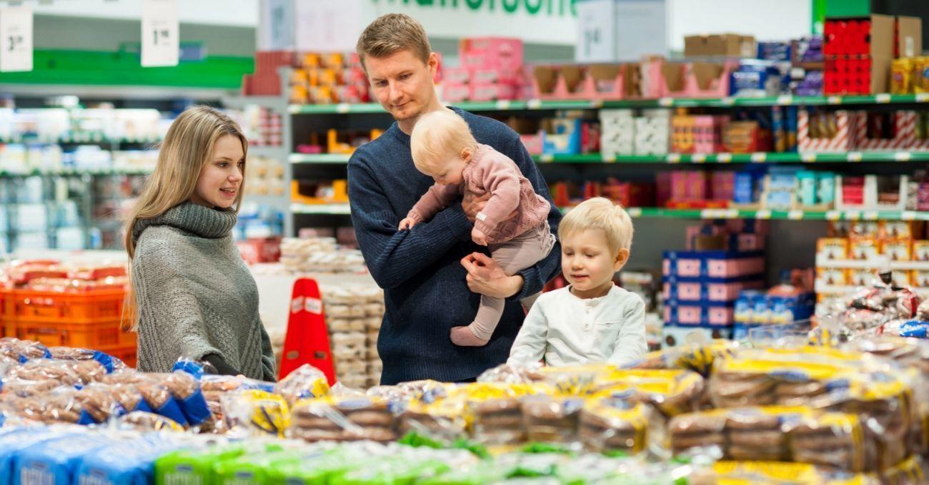 Gıdalar Çöpe Gitmesin Diye Happy Hour Yapan Süpermarket