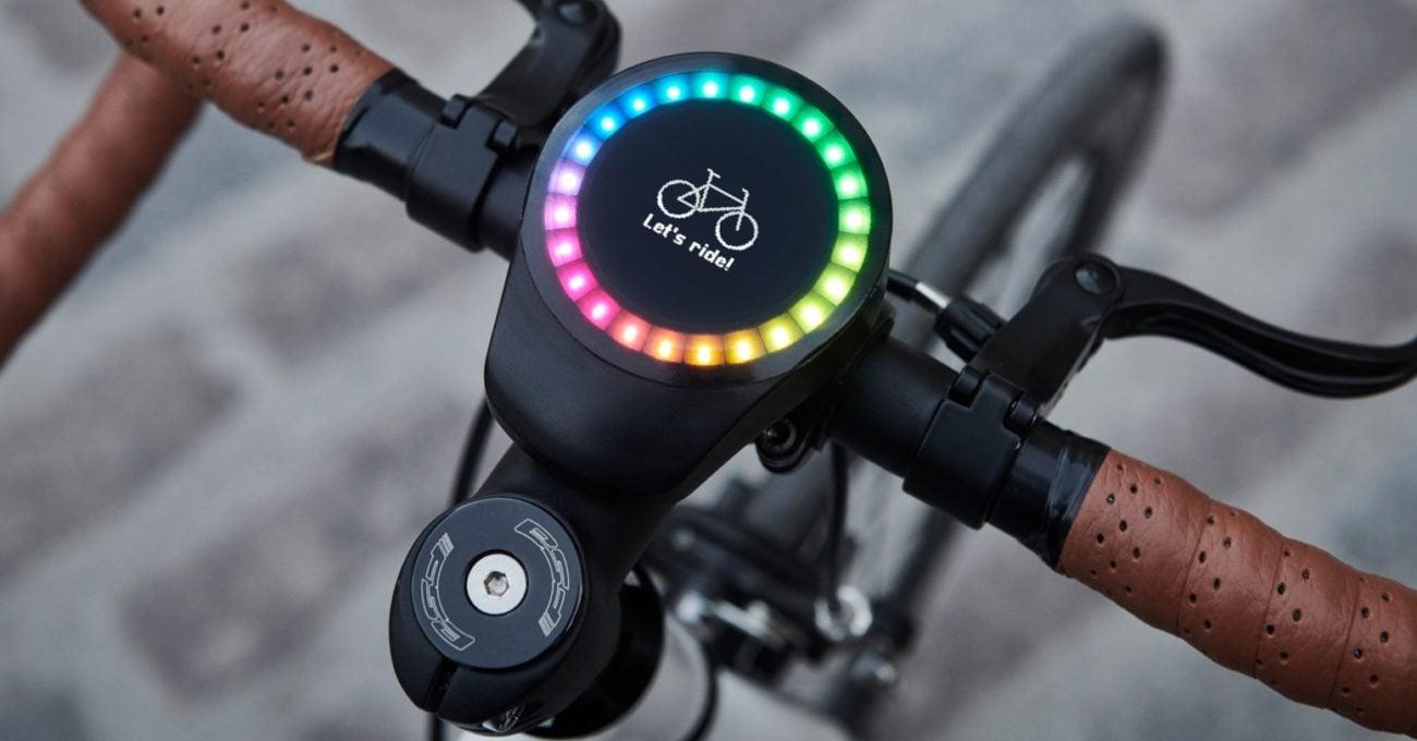 Her Çeşit Bisikleti Akıllı Bisiklete Dönüştüren Cihaz: SmartHalo 2