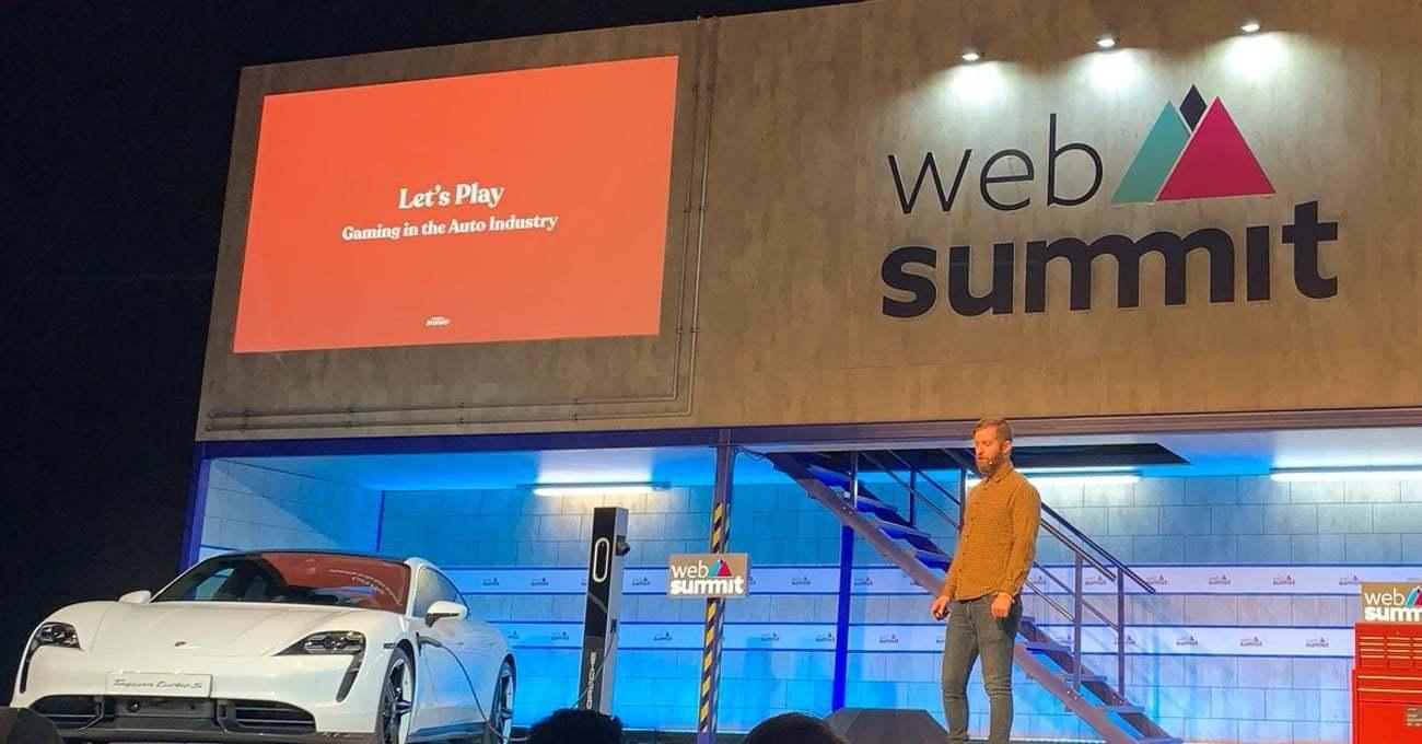 Otomotiv Endüstrisinde Oyun Oynamak [Web Summit 2019]