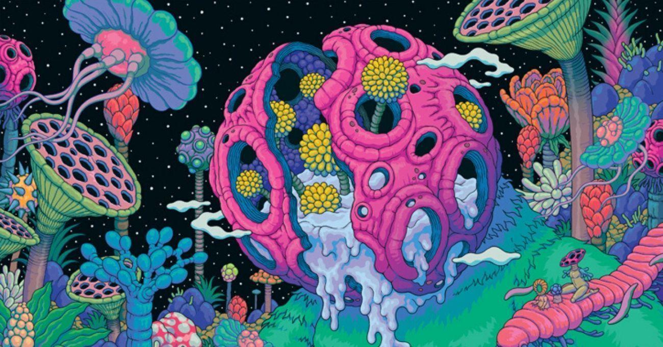 Bang Sangho'nun Kozmik Dünyası