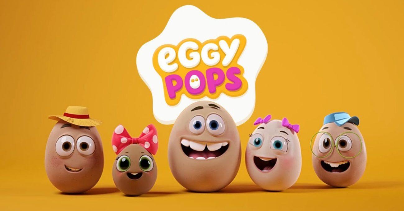 Neşeli Yumurtaların Heyecanlı Maceraları: Eggy Pops