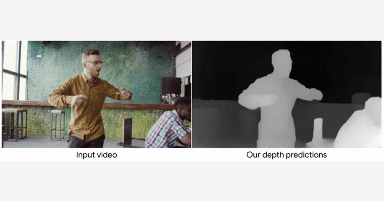Google Mannequin Challenge Videoları ile Derinlik Tahmin Algoritması Geliştiriyor