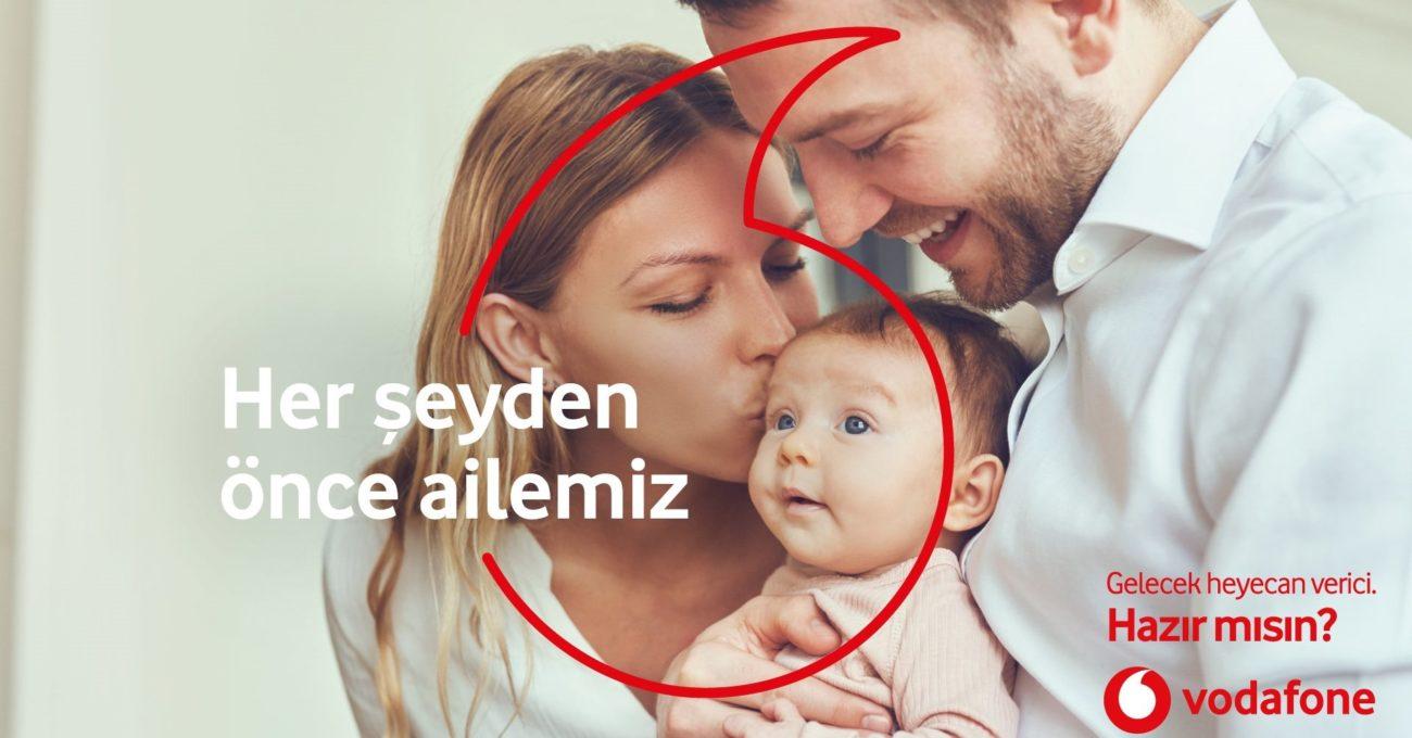Vodafone Türkiye'den Ebeveyn Olan Tüm Çalışanlara Ücretli Doğum İzni