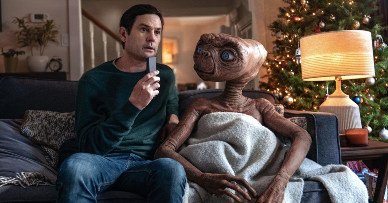 E.T. ve Elliott Yeniden Bir Arada