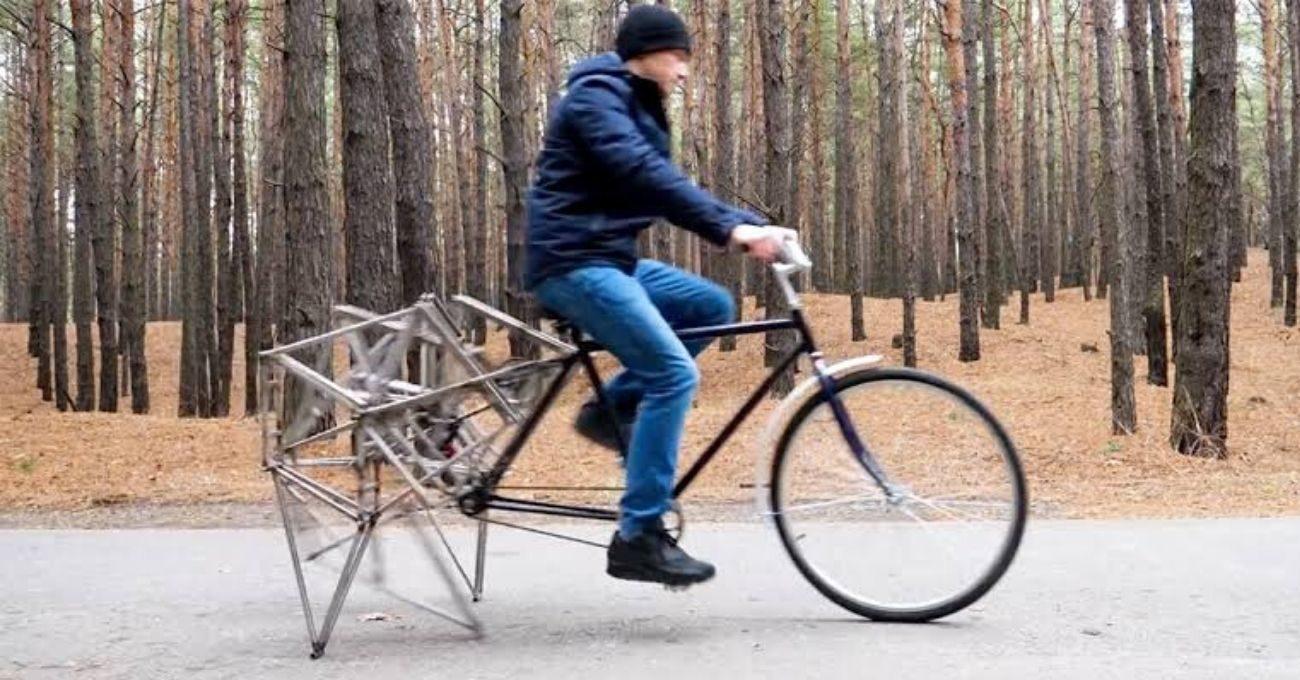 Yürüyen Bisiklet
