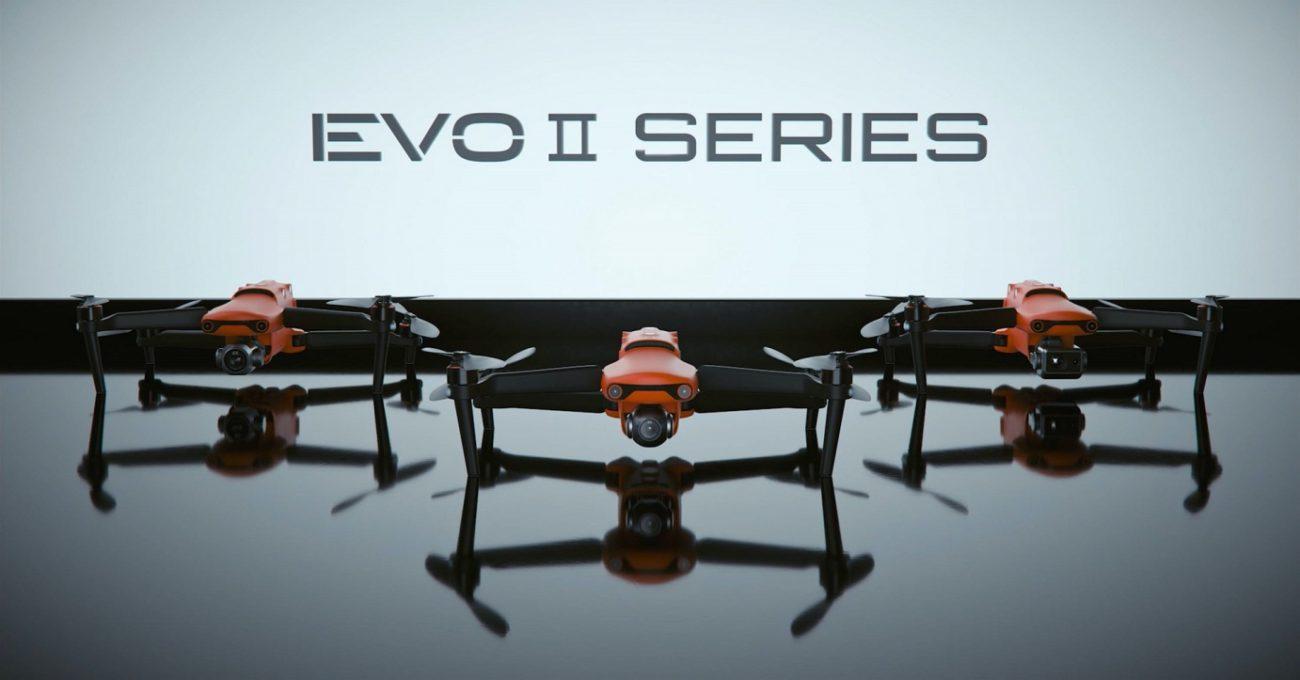 Drone'larda 8K Dönemi EVO II Serisi ile Başlıyor