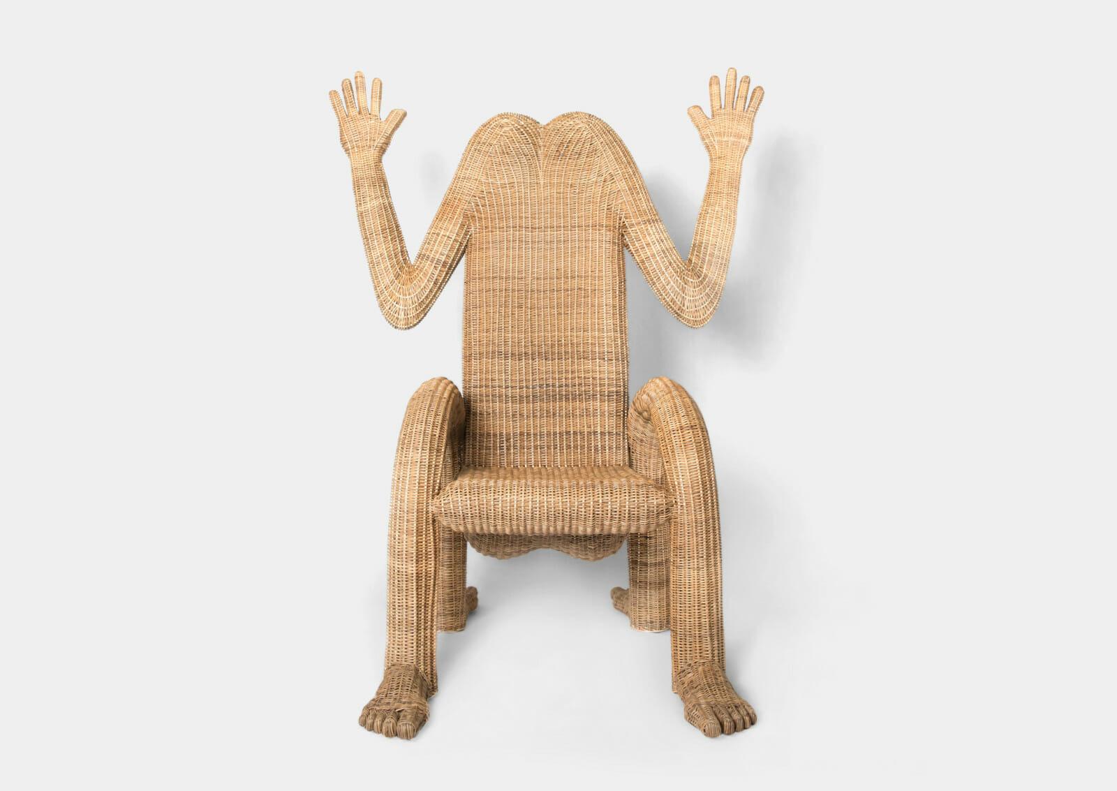 Nalgona Chair