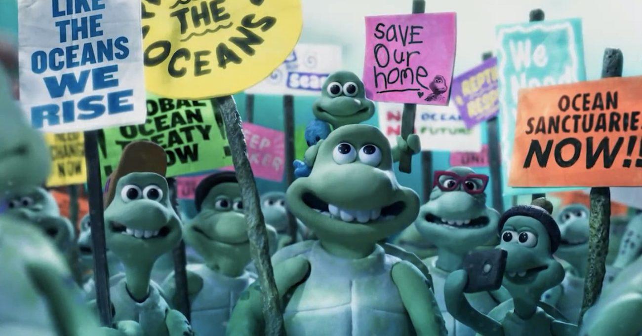Deniz Kaplumbağalarının Seslerini Duy Okyanusları Koru!