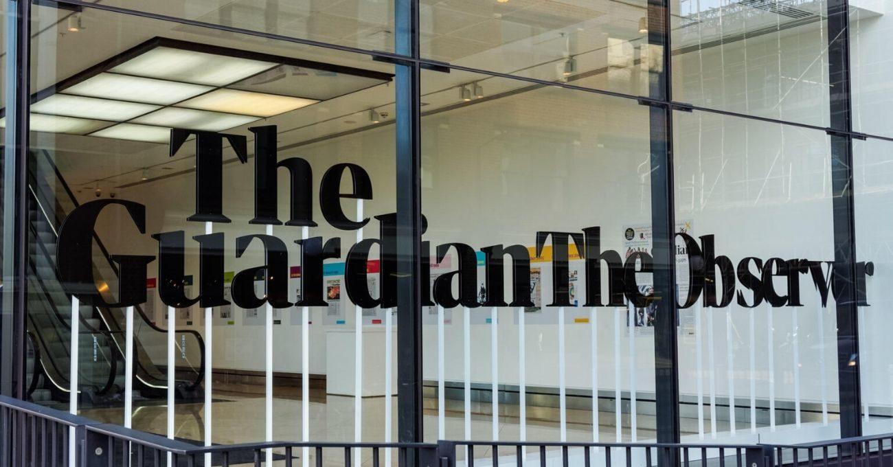 The Guardian Artık Fosil Yakıt Şirketlerinin Reklamlarını Yayınlamayacak