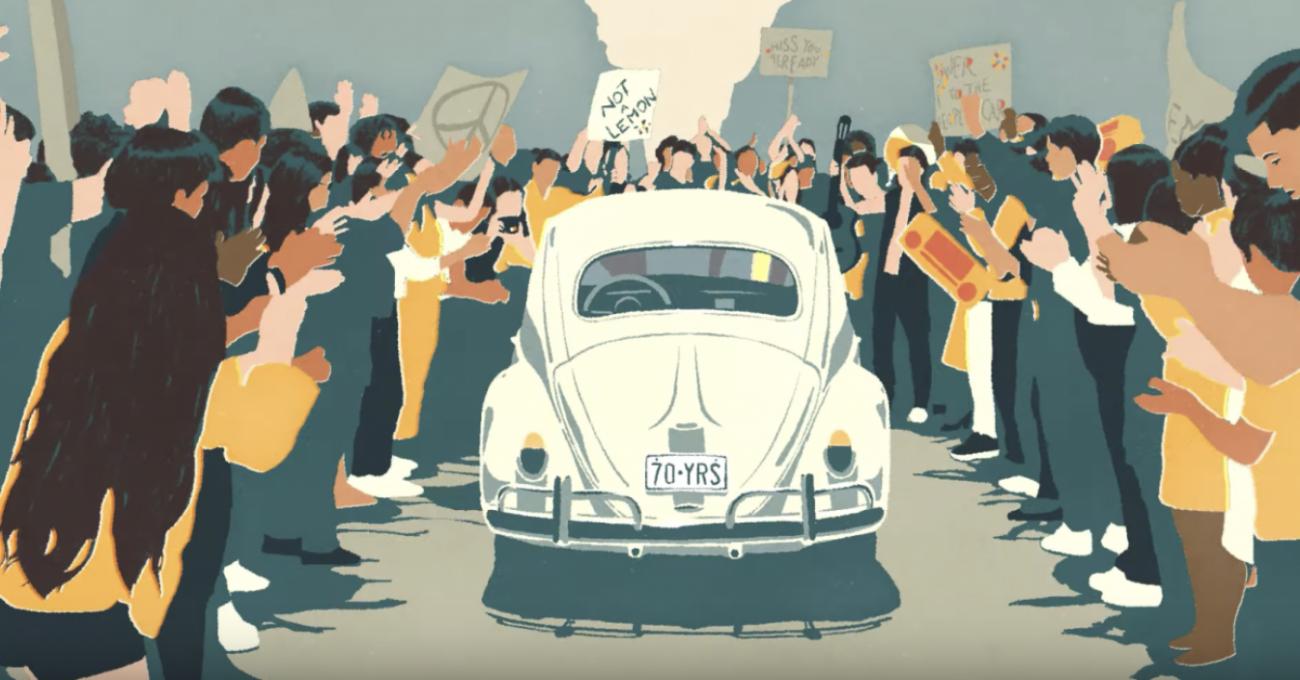 Volkswagen'den İkonik Modeli Beetle'a Duygusal Veda