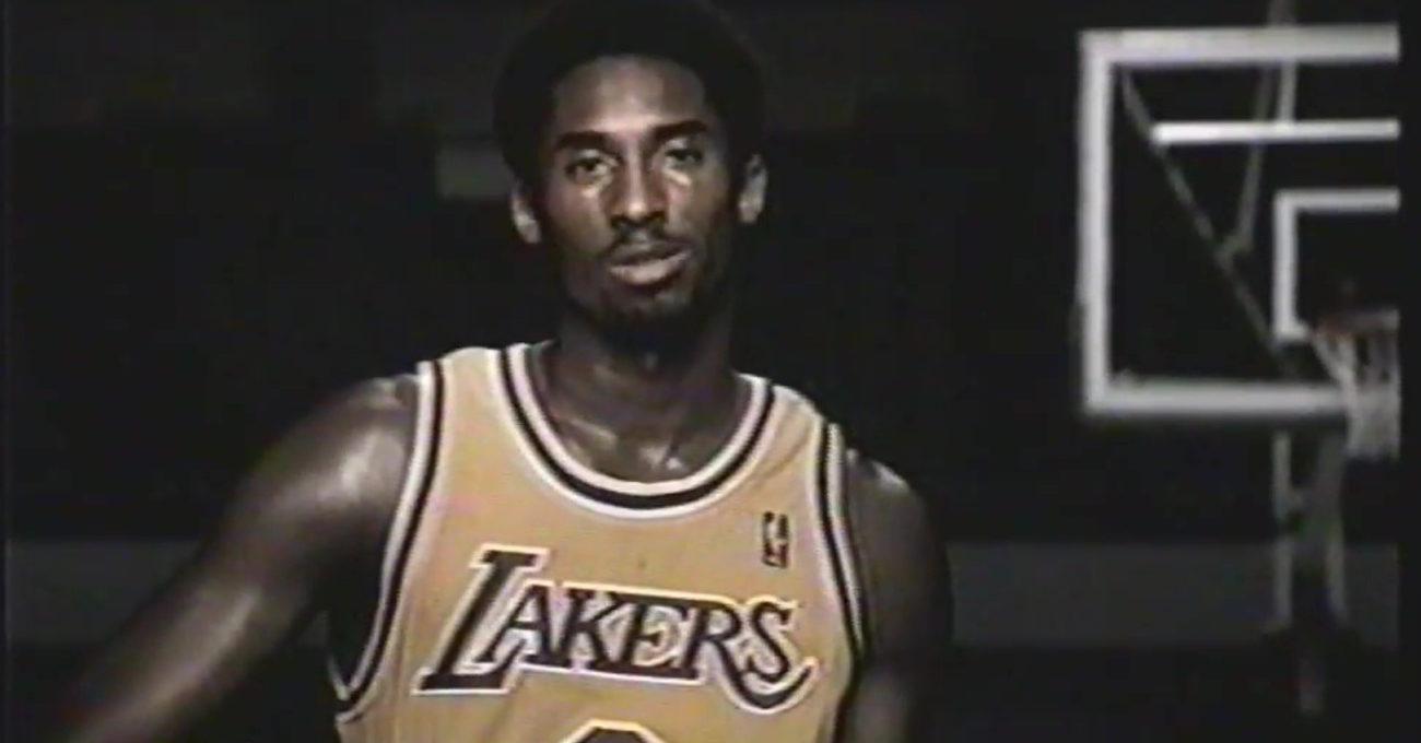 Kobe'yi Reklam Filmleriyle Hatırlamak