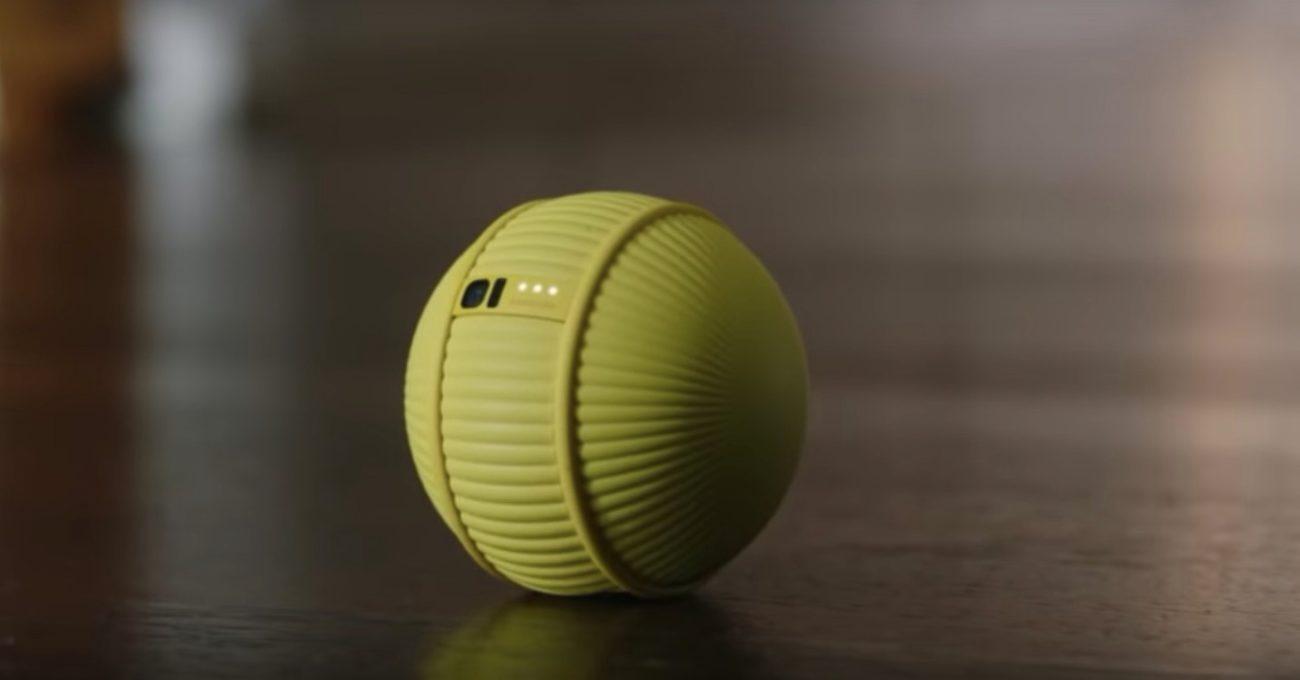 Samsung'dan Akıllı Evlerin Akıllı Asistan Robotu: Ballie