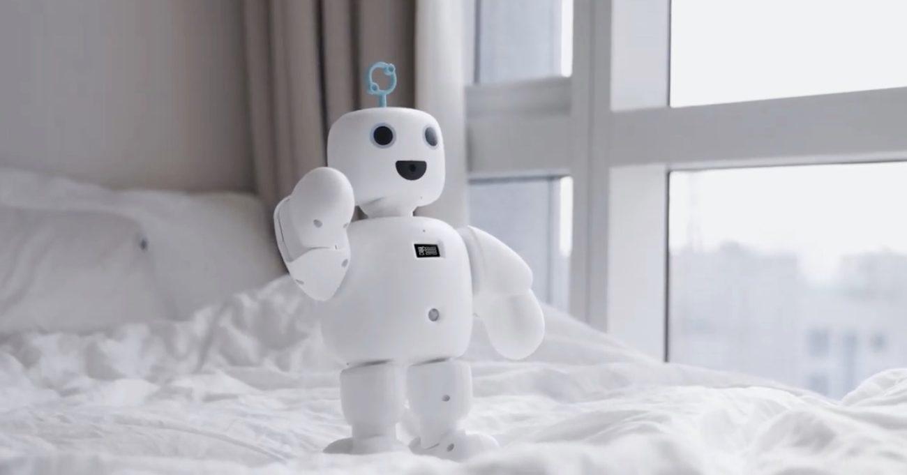Yalnız Yaşayanların Yol Arkadaşı İnsansı Robot: piBo