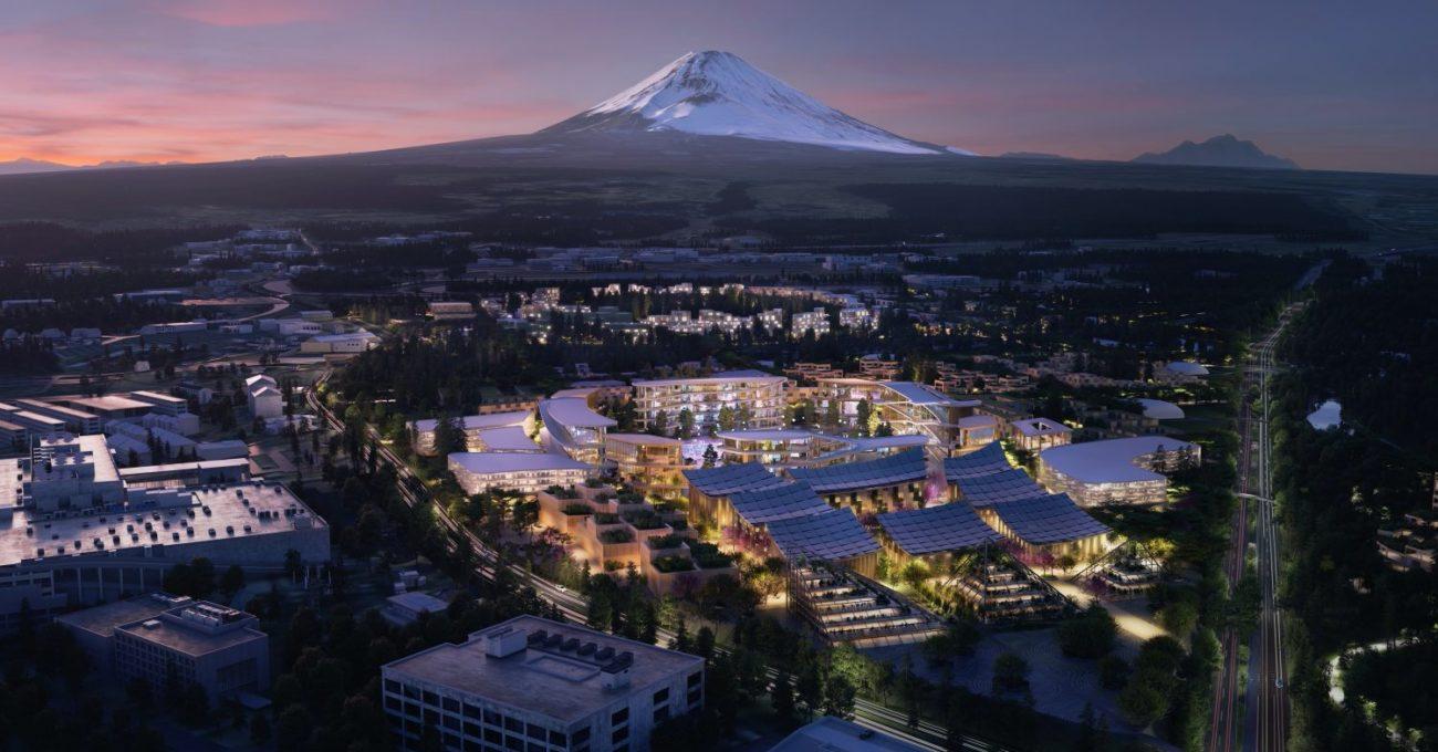 Toyota'dan Geleceğin Akıllı Şehri: Woven City