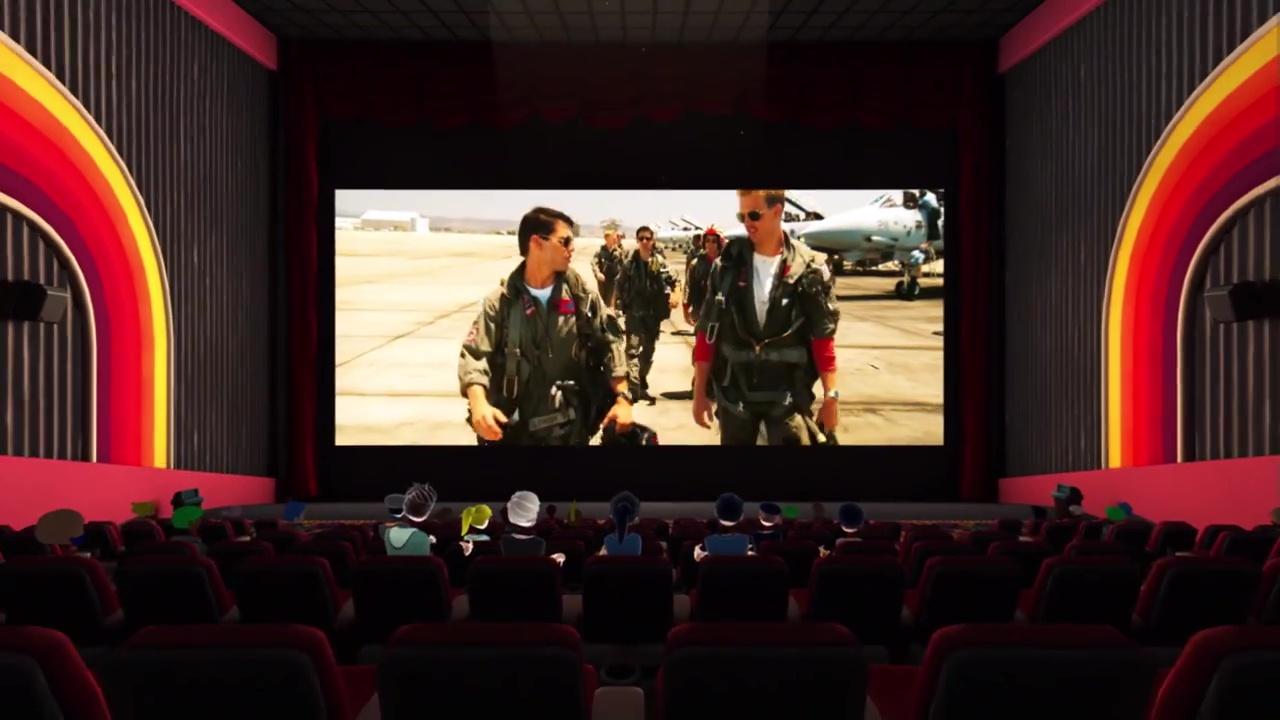 Sinema Salonları Sanal Gerçekliğe Taşındı