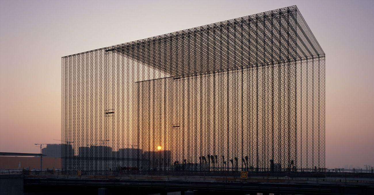 Dubai Expo 2020'ye Asif Khan İmzalı Giriş Kapısı