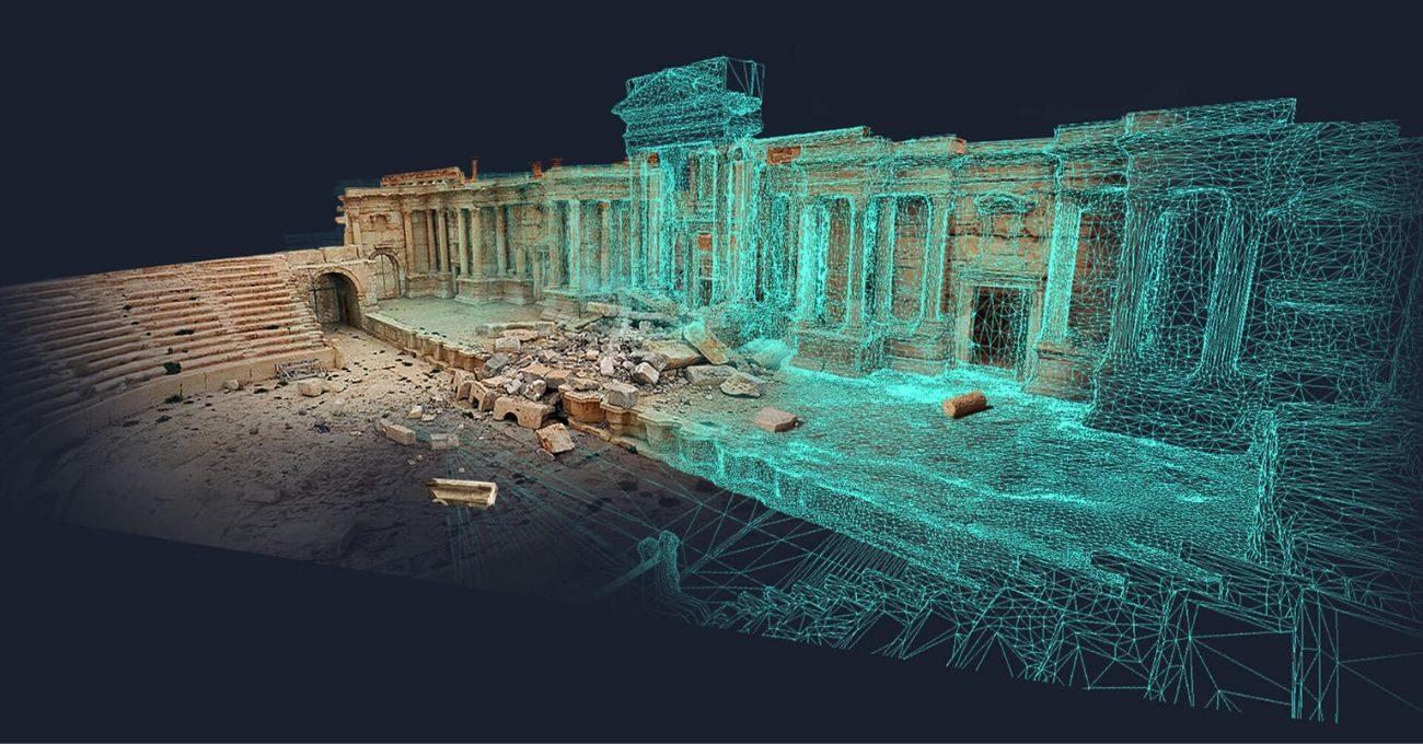Savaşta Harabeye Dönen Yapıları Dijital Olarak İnşa Etmek [SXSW 2020]