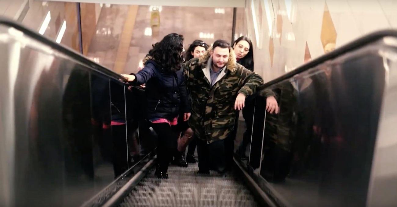 Ankara Büyükşehir Belediyesi'nden Metroda Nezaket Kuralları Hatırlatması