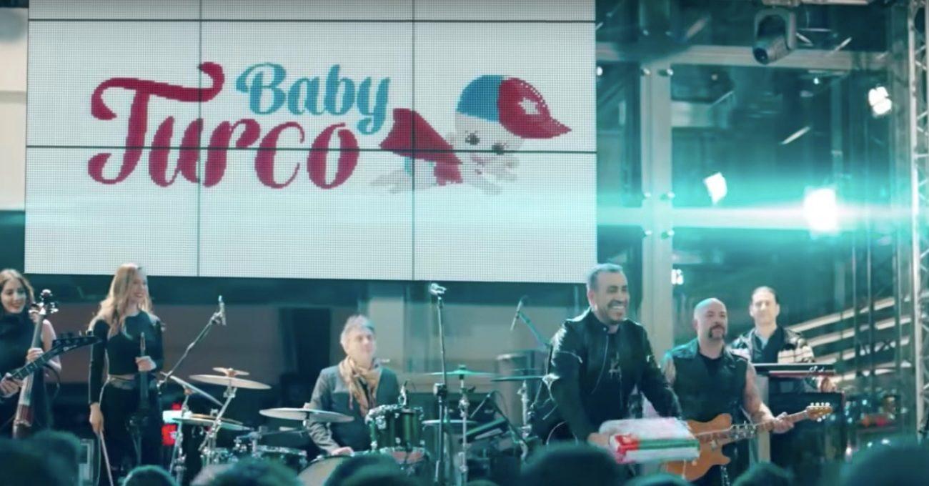Baby Turco'dan Haluk Levent'li Reklam Filmi