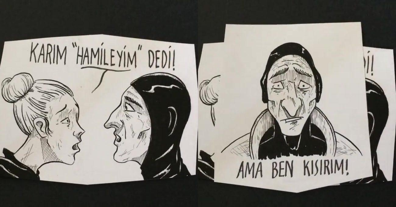 Korgün Akgün'den Instagram'da Kısa Korku Hikayeleri