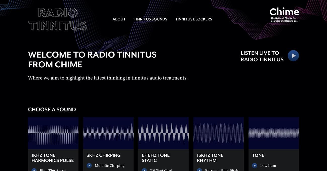 Kronik Kulak Çınlamasını İyileştirmek: Radio Tinnitus [SXSW 2020]