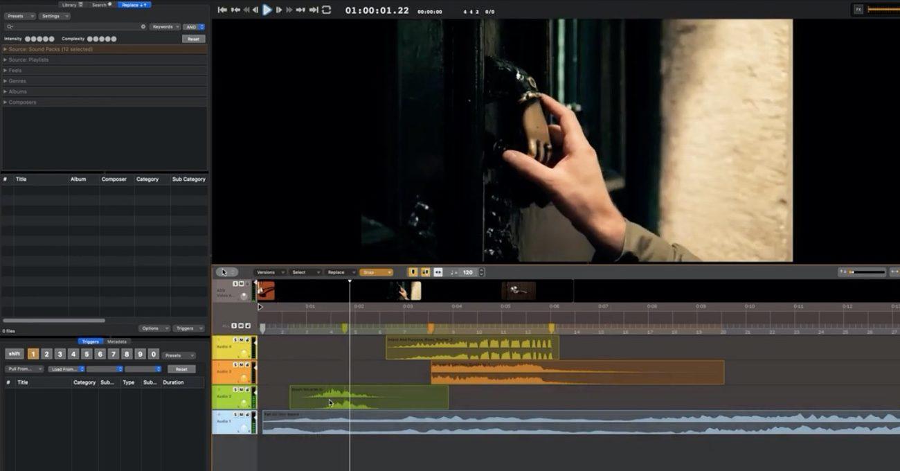 Gerçek Zamanlı Ses Düzenleme Programı: Audio Design Desk [SXSW 2020]