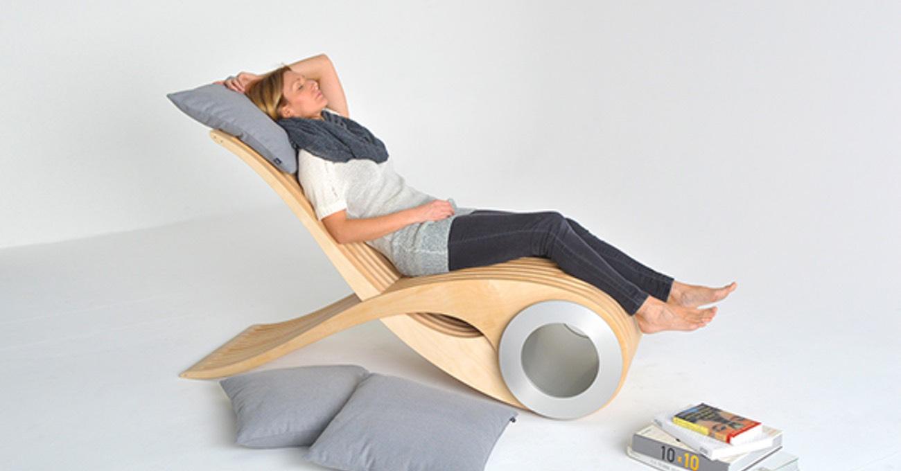 Çok İşlevli Açılır Kapanır Mobilya: EXOCET Chair