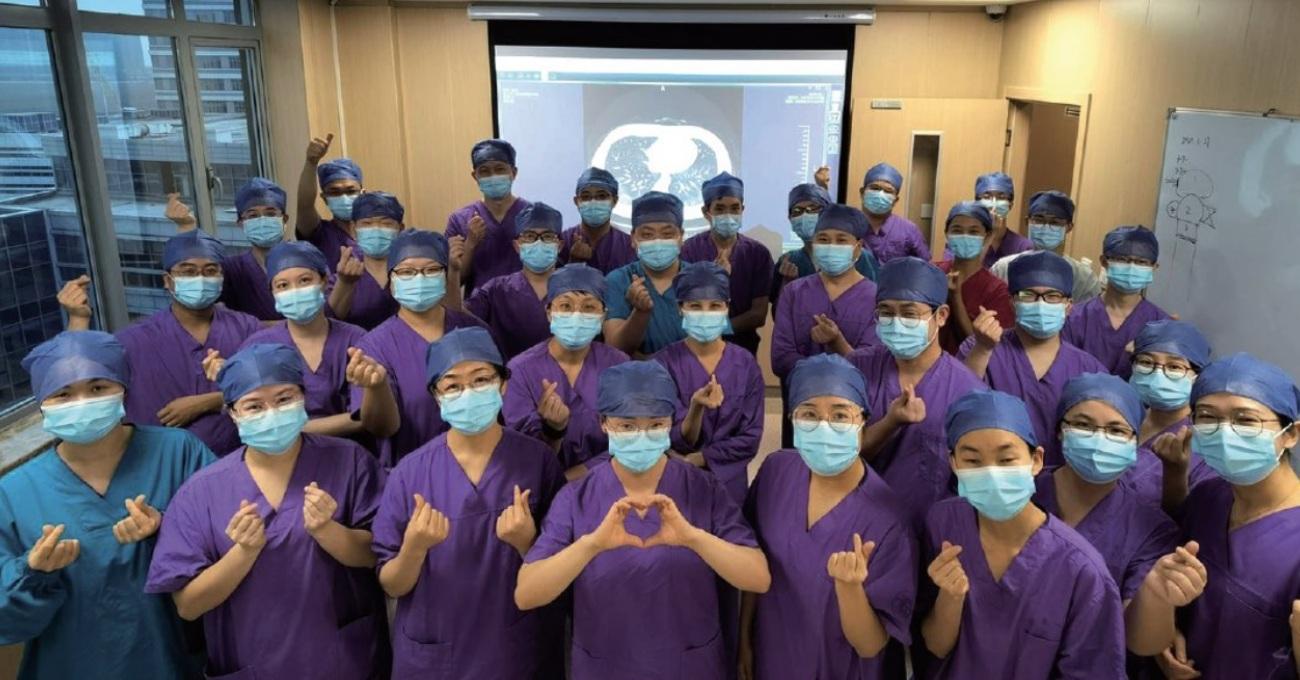 Türkçe Çevirisiyle Çin'deki Doktorlardan COVID-19 Önleme ve Tedavi El Kitabı