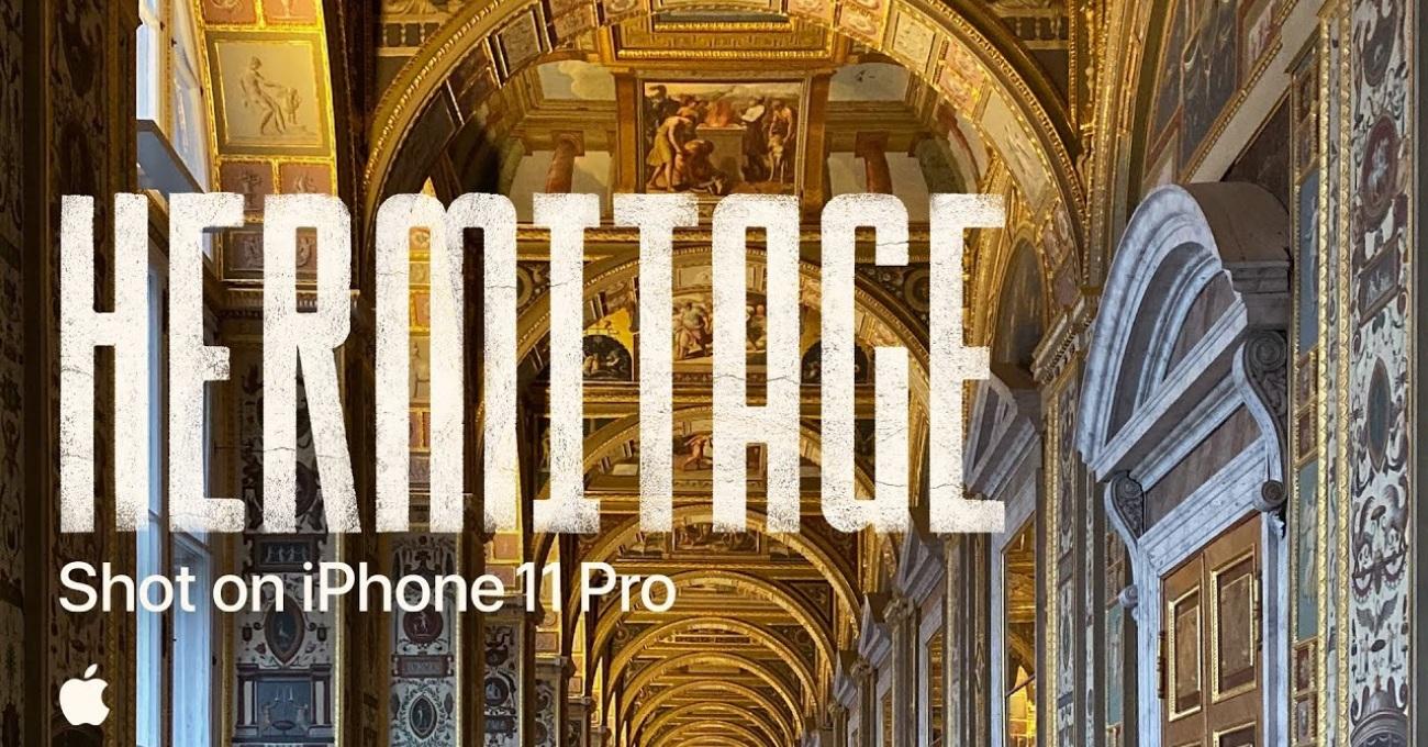 iPhone 11 Pro ile 5 Saatlik Hermitage Müzesi Turu