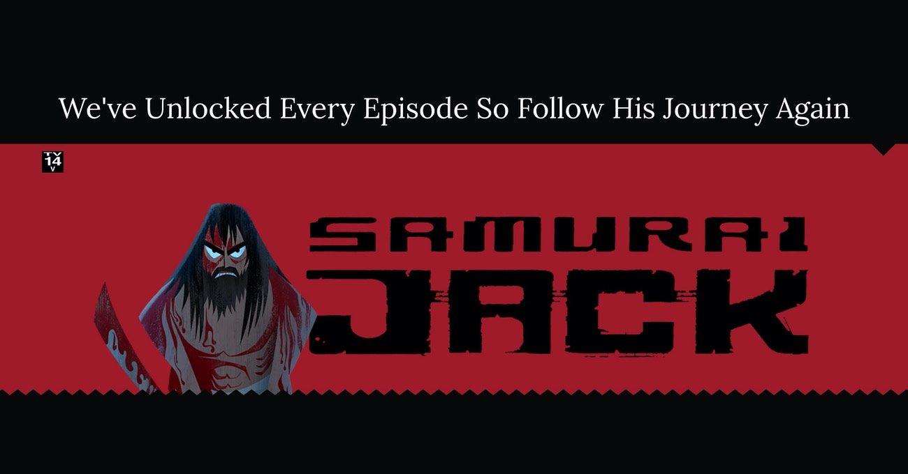 Adult Swim, Samurai Jack'in Tüm Sezonlarını Ücretsiz Yayınlıyor