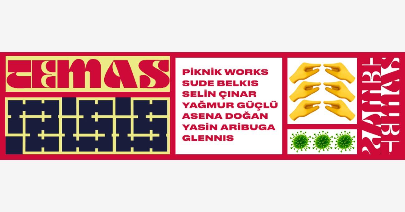 afterwork'ten Çevrimiçi Gezilebilen Sergi: Temas