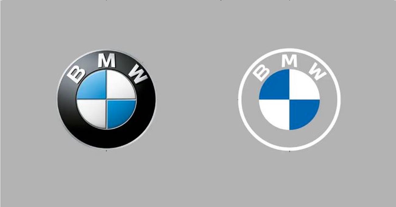BMW 23 Yıl Aradan Sonra Logosunu Değiştirdi