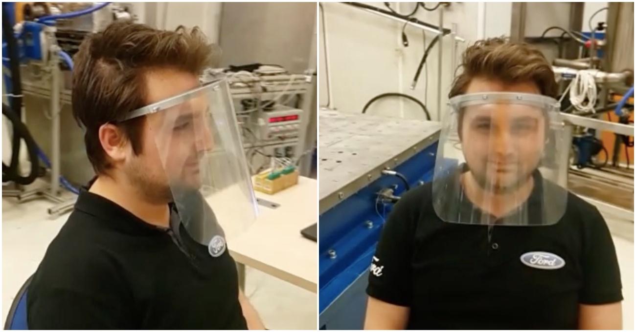 Ford Otosan Sağlık Çalışanları için Maske Üretecek