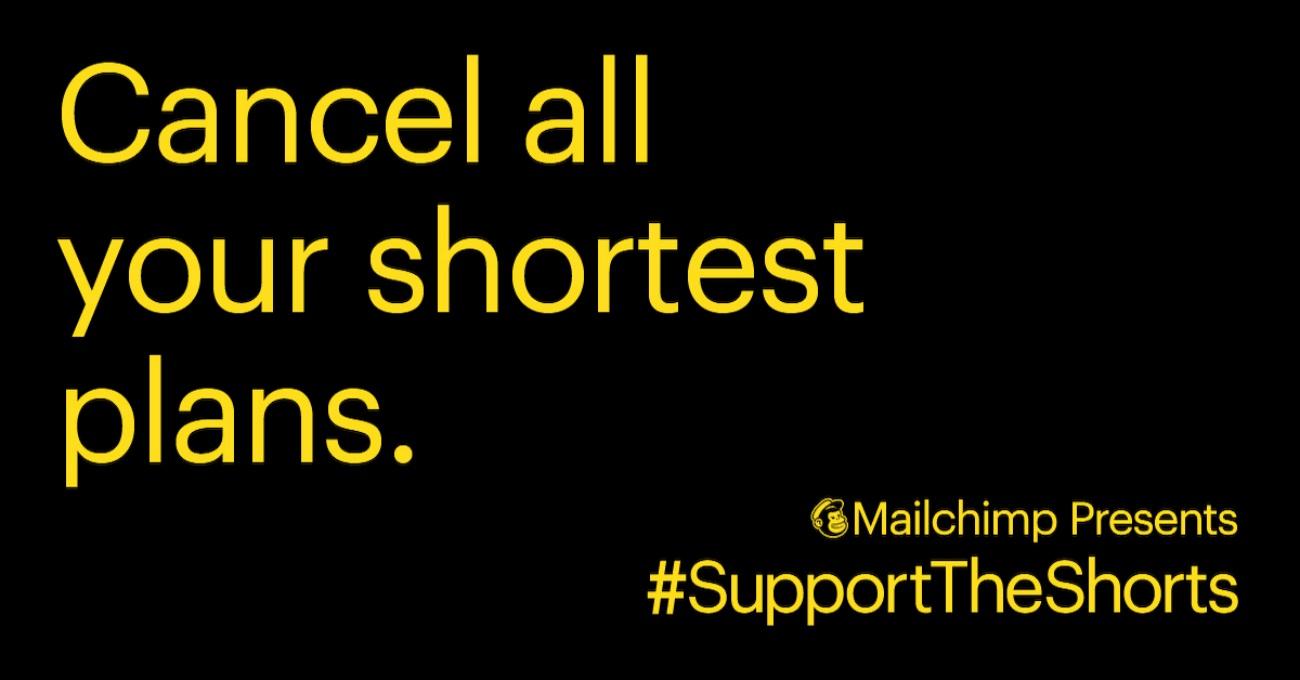 Mailchimp SXSW'de Gösterilemeyen Kısa Filmleri Yayınlıyor