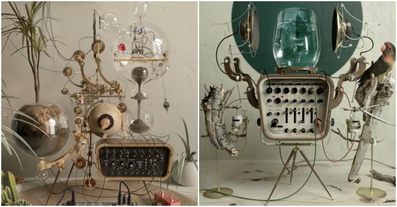 Dinlendirici Ritimleri ile Olağanüstü Müzik Makineleri