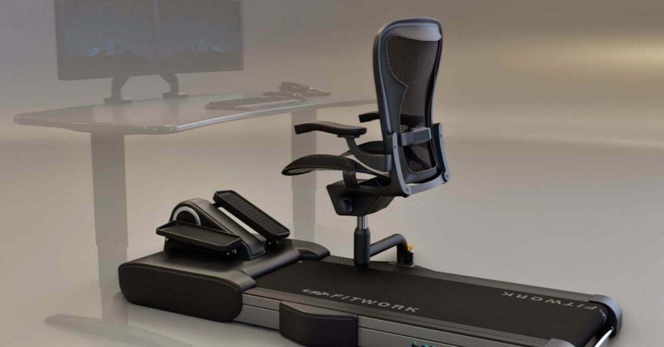 Çalışma Masası İçin Egzersiz Sandalyesi