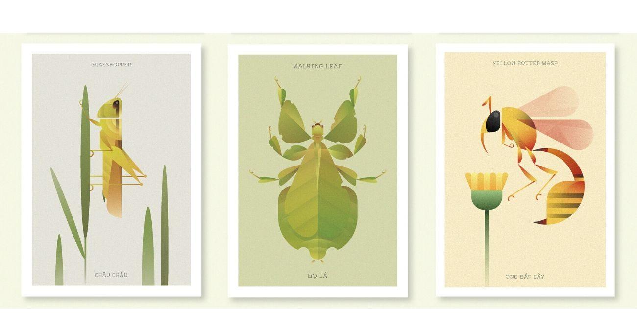 Geometrik Böcekler