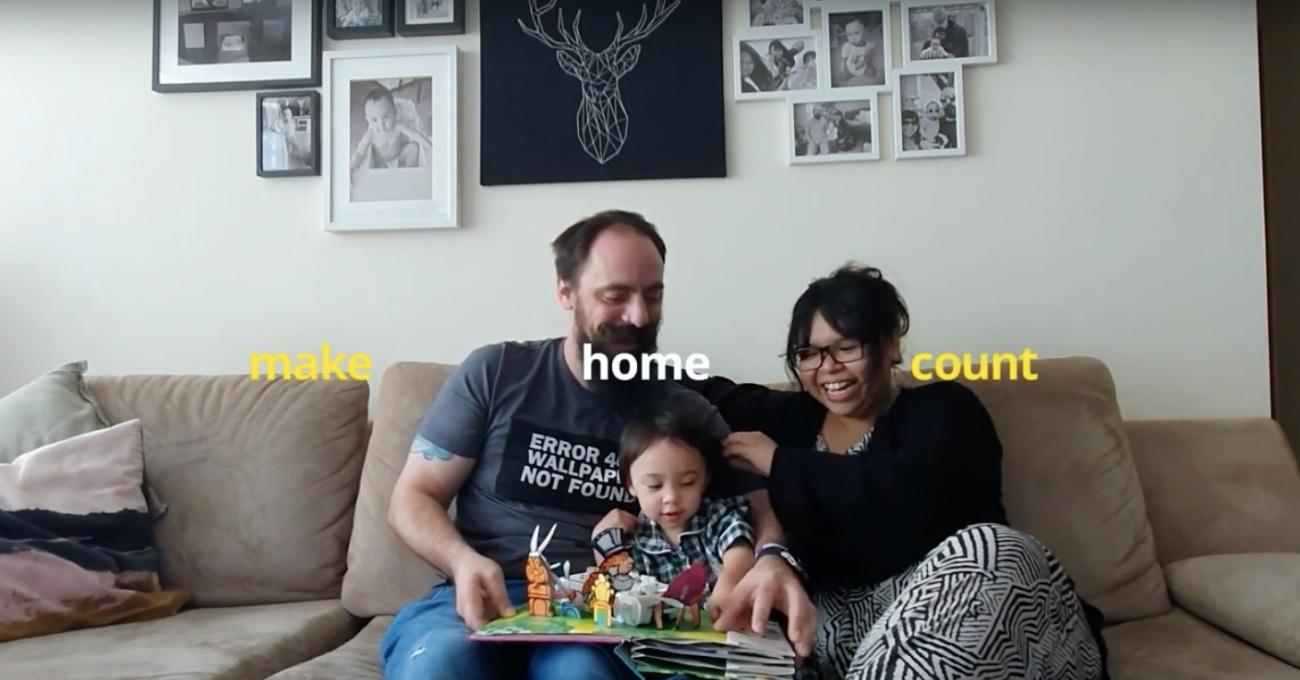 TBWA\Singapore Çalışanlarından Ev Yapımı Reklam Filmi