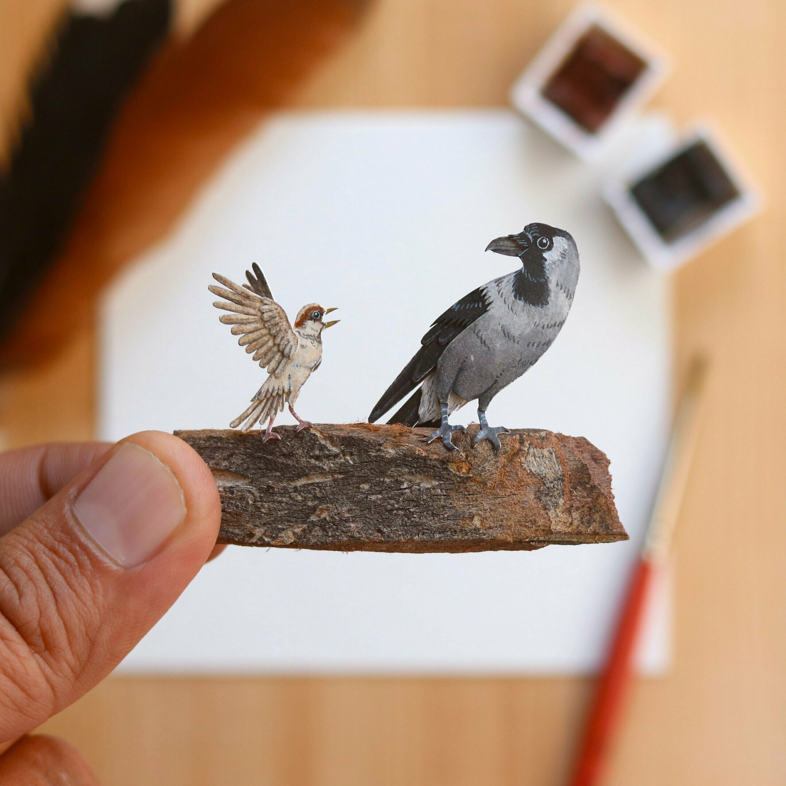 1000 Days of Miniature Art