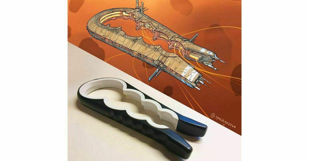 Sıradan Eşyalar Uzay Gemisine Dönüşüyor